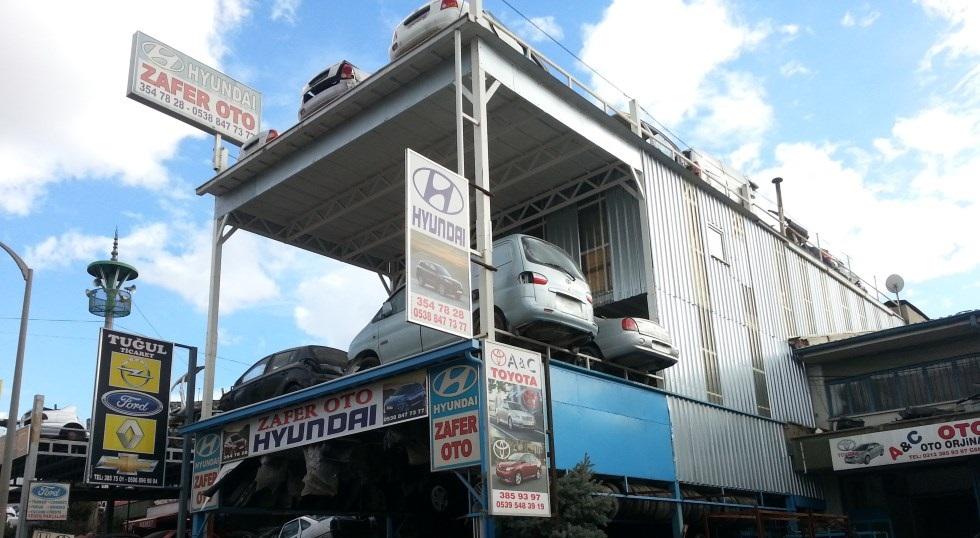 Hyundai Çıkma Yedek Parça