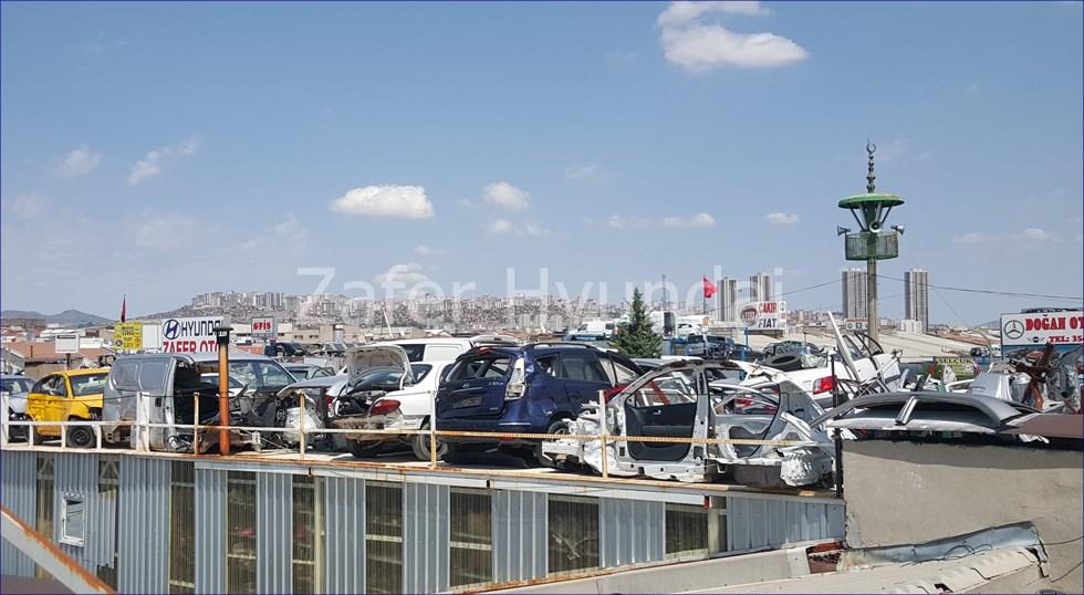 Hyundai Çıkma Parça Ankara